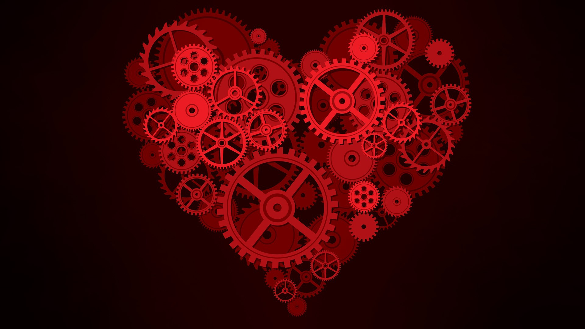 Quiero Tambien Un Corazon Holidays Saint Valentines Day Heart Of Gears