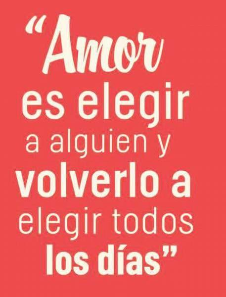 Amor…