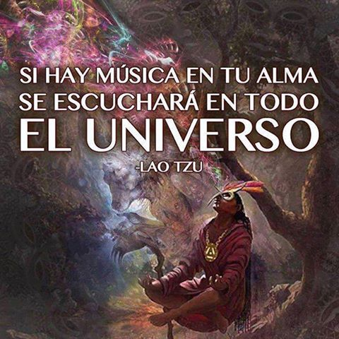 El Universo escucha…